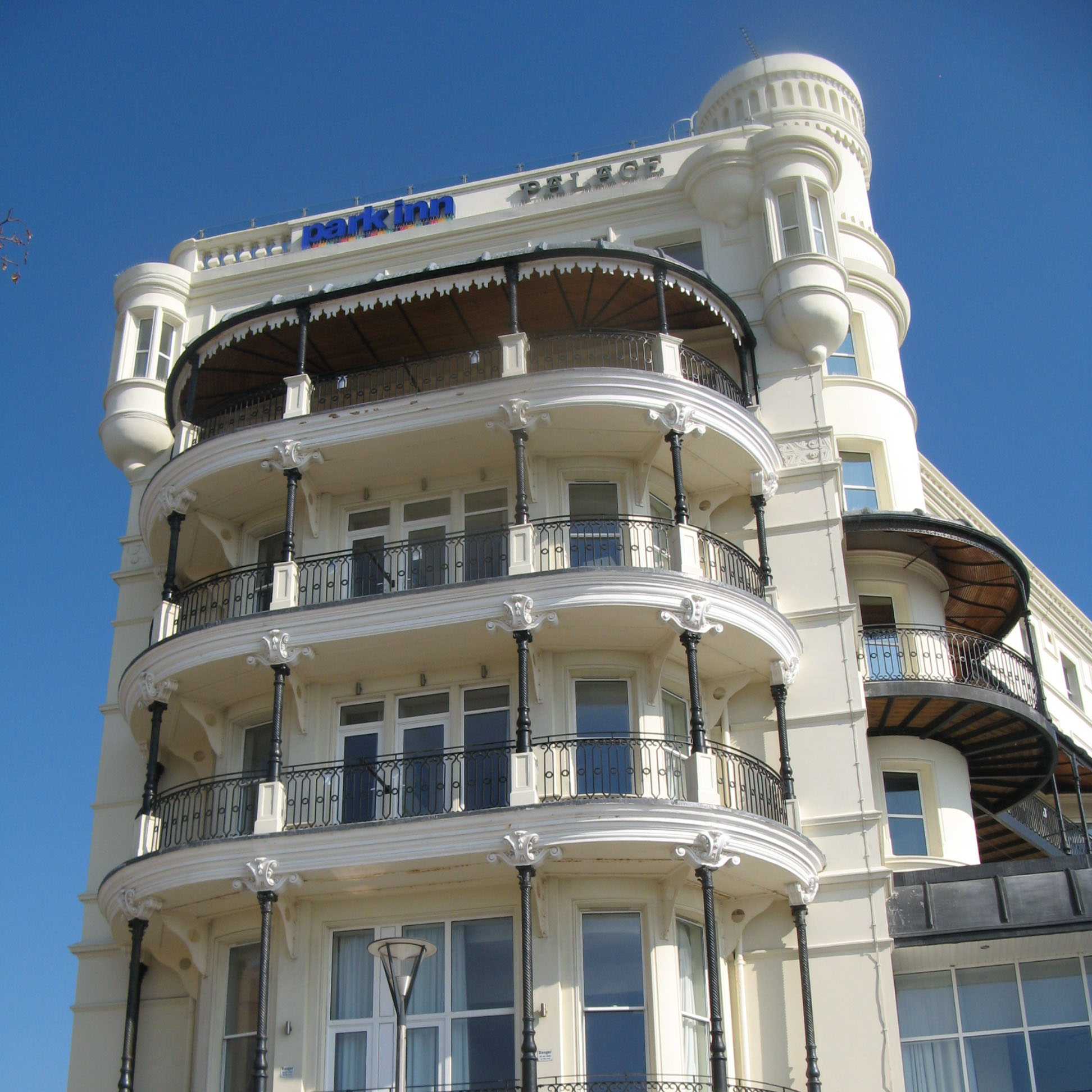 Palace Hotel – Southend-on-Sea