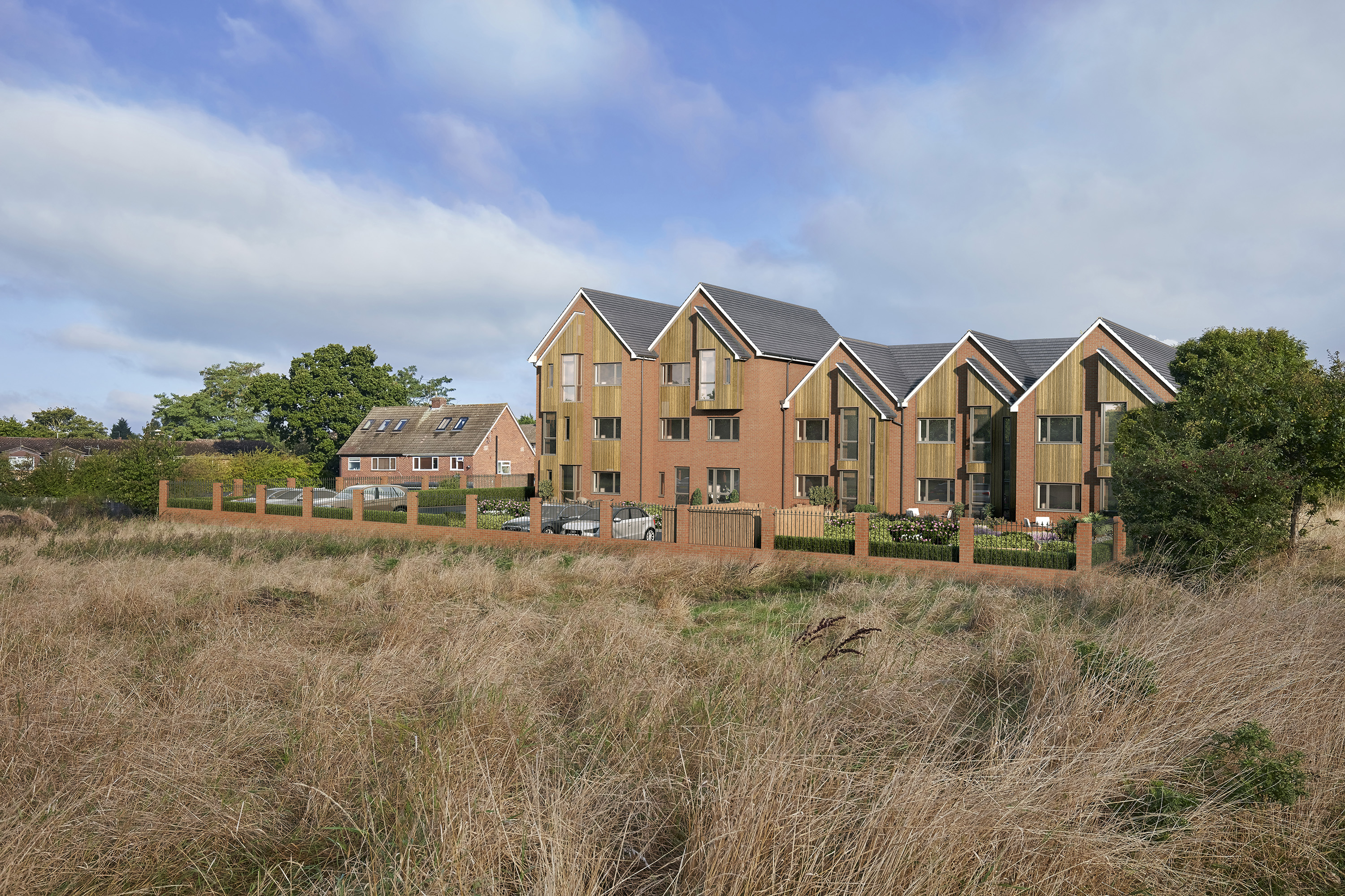 New Apartments – Epping Forest